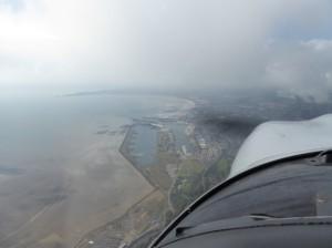 Dodging clouds